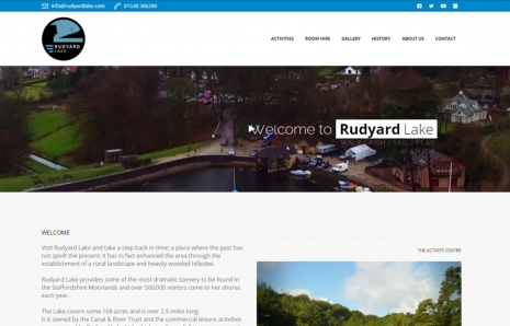 Rudyard Website